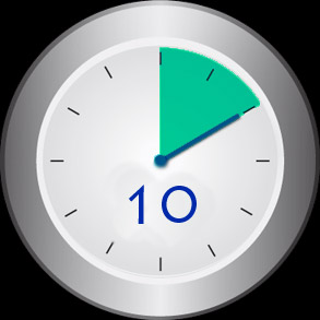 10-seconds test